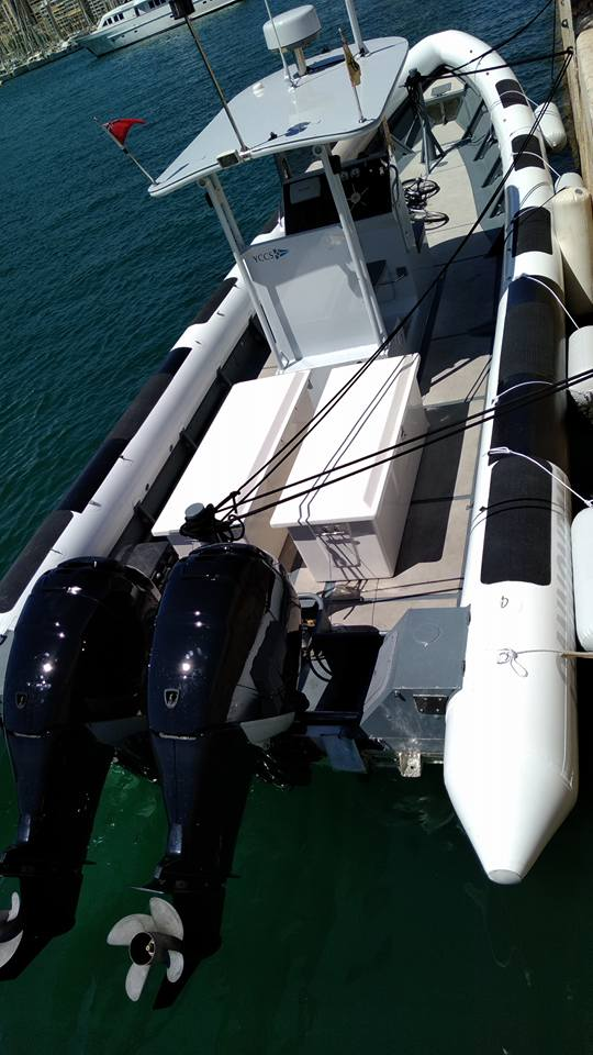Rib refit, modernisation and customisation services